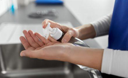 L'igiene delle mani è fondamentale per la prevenzione delle infezioni