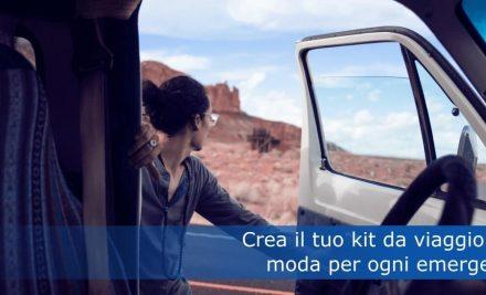 Crea il tuo Kit da Viaggio alla Moda per Ogni Emergenza