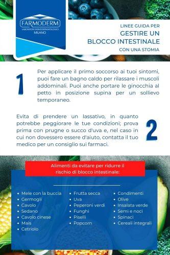 LINEE GUIDA PER PREVENIRE UN BLOCCO INTESTINALE CON UNA STOMIA (1)