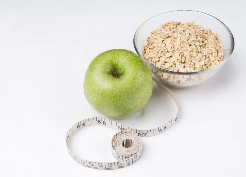 dieta mela e avena