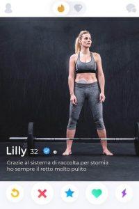Profilo di lilly