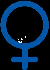 icona femminile